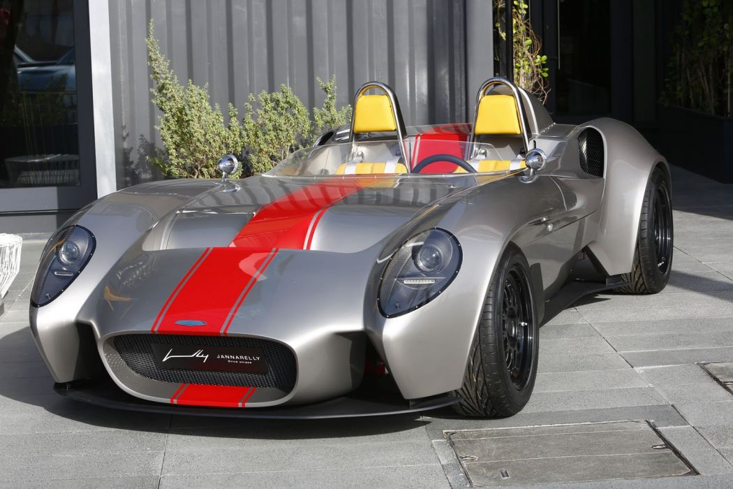 Jannarelly Design-1 Roadster cars 2016 wallpaper