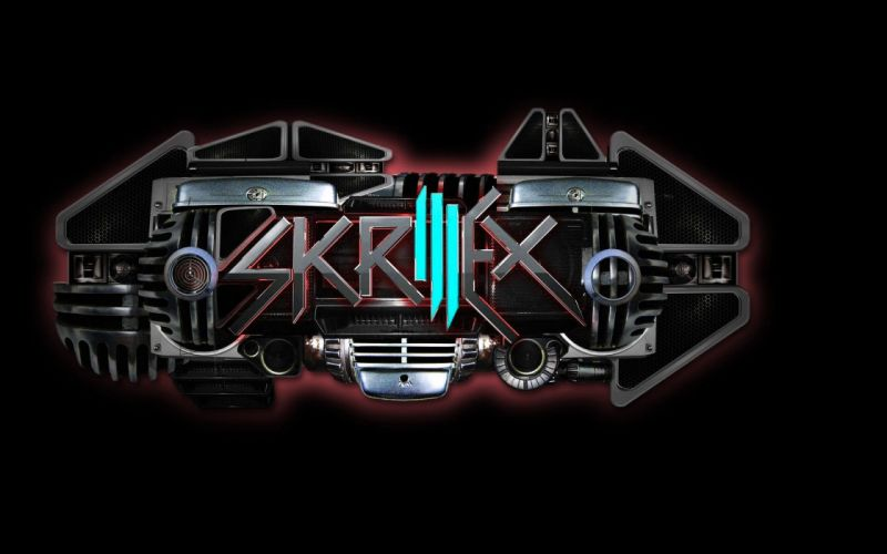 SKRILLEX dubstep electro house dance disco electronic poster wallpaper
