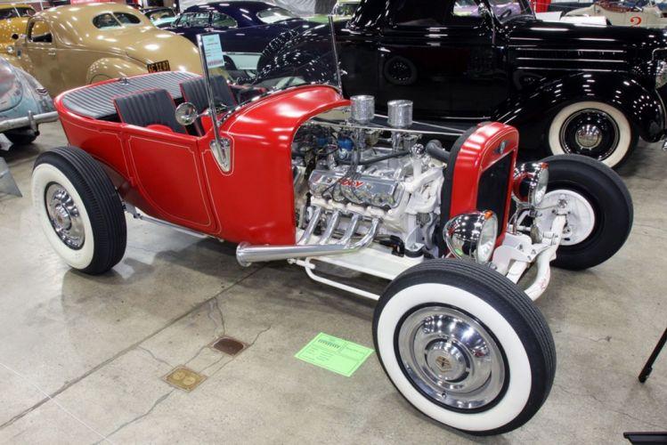 hot rod cars retro classic modified show USA wallpaper