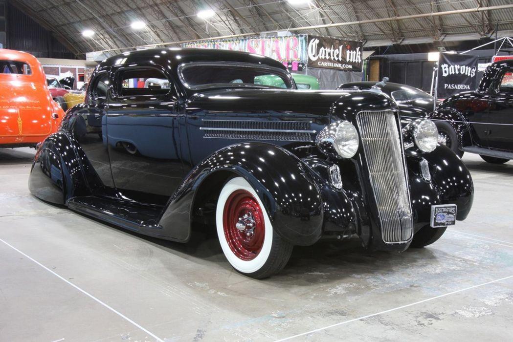 cars custom vintage classic USA show wallpaper