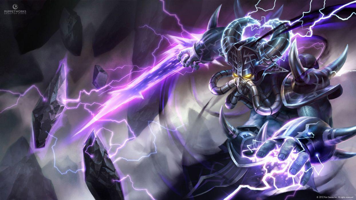 Kassadin - League Of Legends wallpaper