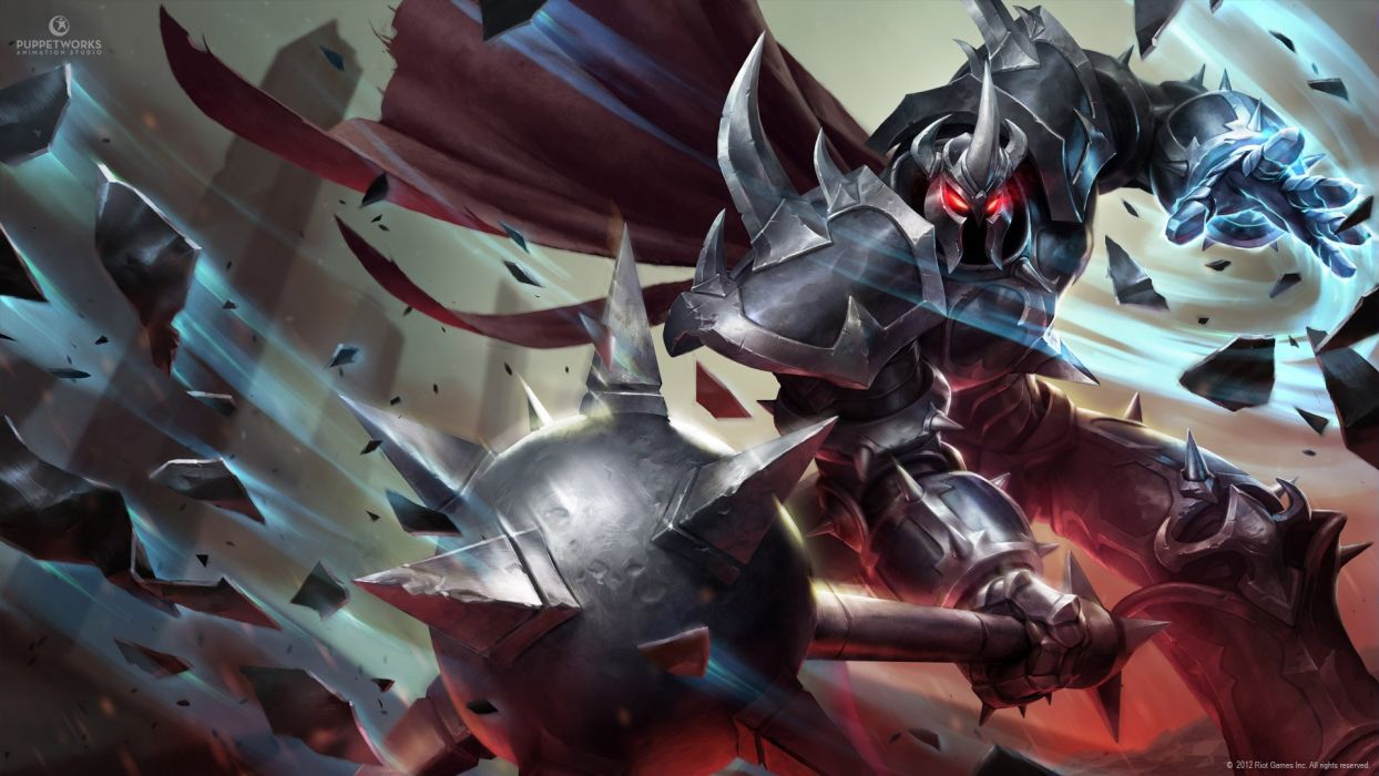 Mordekaiser League Of Legends Wallpaper 1920x1080