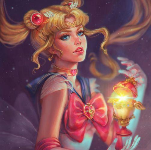 anime princess girl sailor moon wallpaper