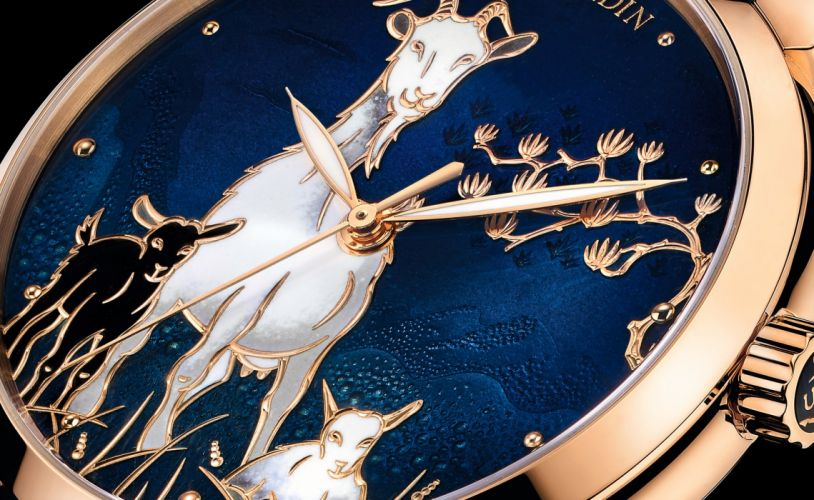 ULYSSE NARDIN watch time clock jewelry detail luxury wallpaper