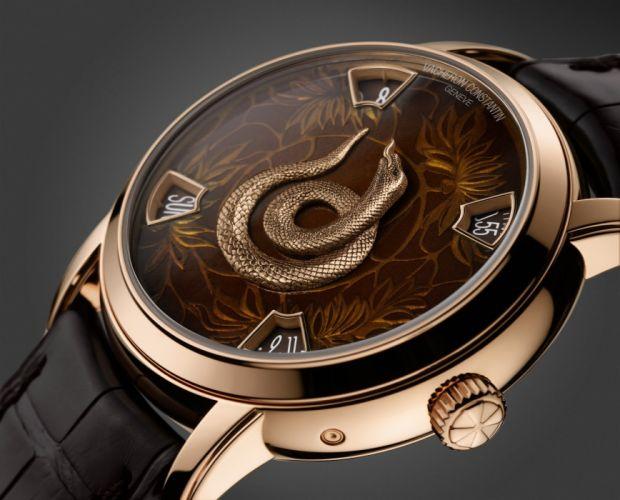 VACHERON CONSTANTINE watch time clock jewelry detail luxury wallpaper