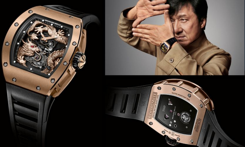 RICHARD MILLE watch time clock jewelry detail luxury jackie chan martial wallpaper