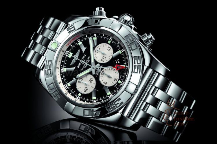 BREITLING watch time clock jewelry detail luxury wallpaper