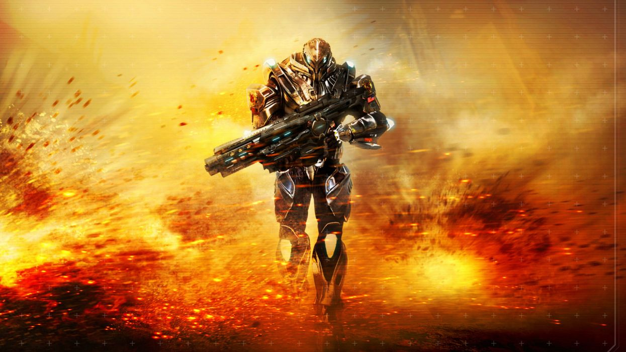 section 8 action fighting futuristic sci-fi warrior shooter 1sect8