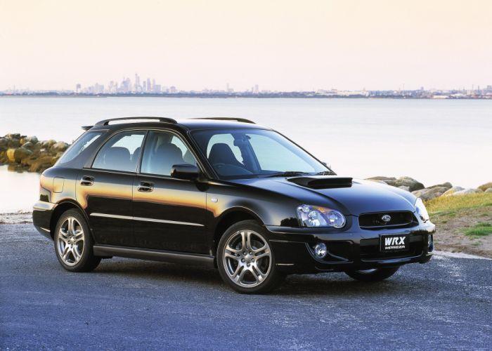 Subaru Impreza WRX Subaru Impreza WRX Wagon AU-spec cars 2002 wallpaper