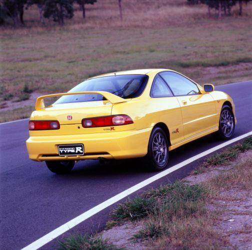 honda Integra Type-R AU-spec 1999 cars wallpaper