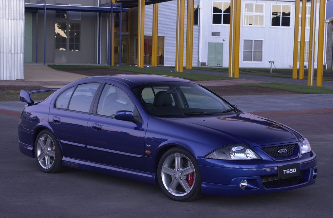 ford FTE TS50 AU-spec (T3) cars sedan 2001 wallpaper