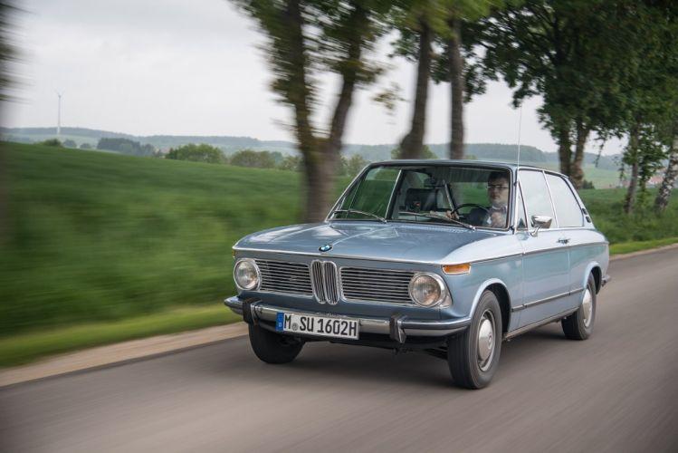 BMW 1802 Touring (E6) cars classic 1971 wallpaper