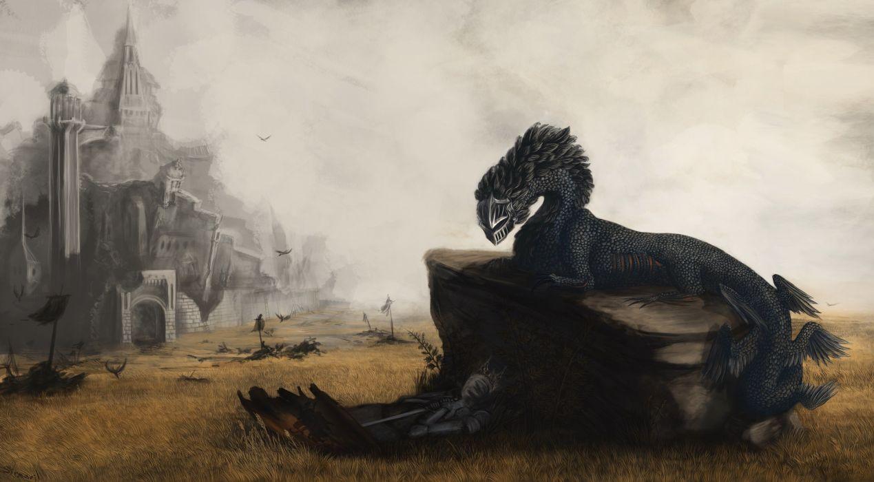 fantasy art artwork artistic original wallpaper