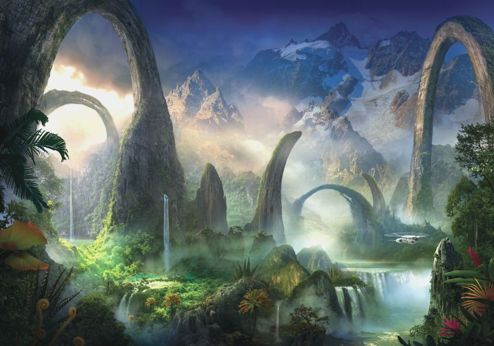 fantasy art artwork artistic original wallpaper
