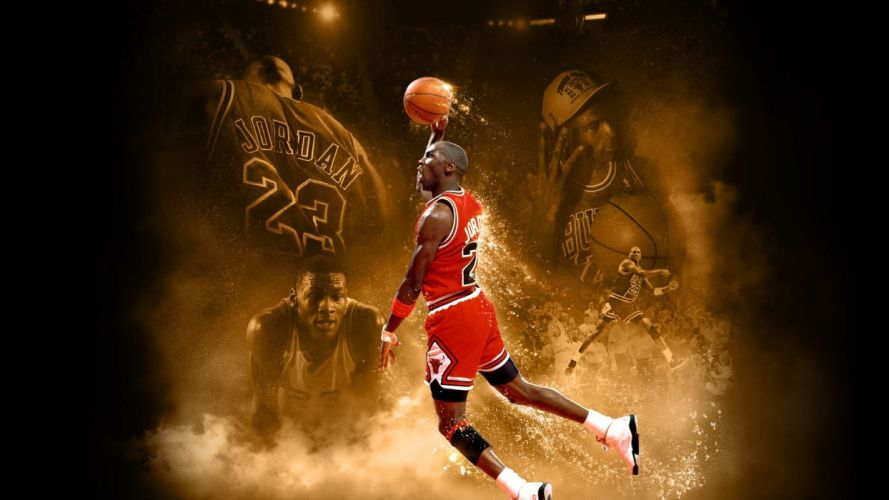 NBA basketball poster wallpaper