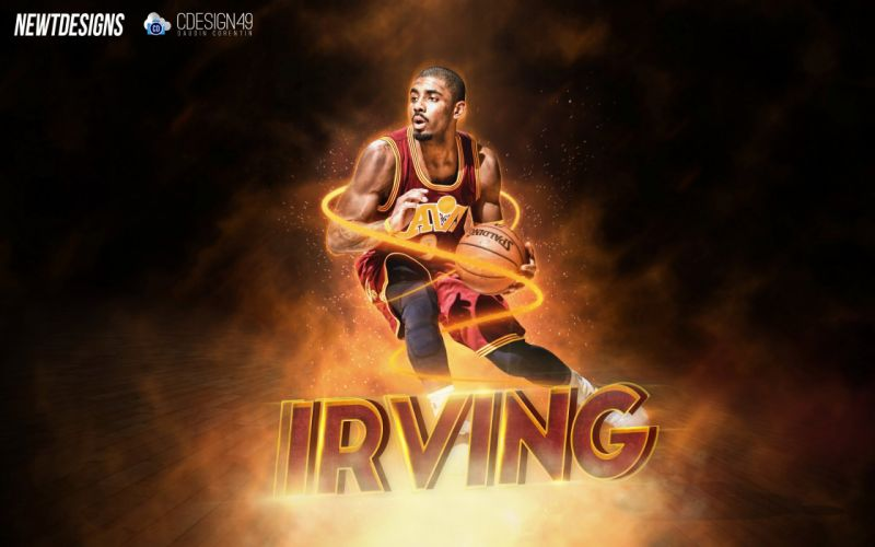 CLEVELAND CAVALIERS nba basketball poster wallpaper