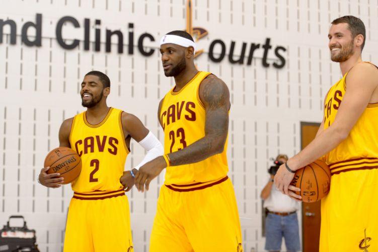 CLEVELAND CAVALIERS nba basketball wallpaper