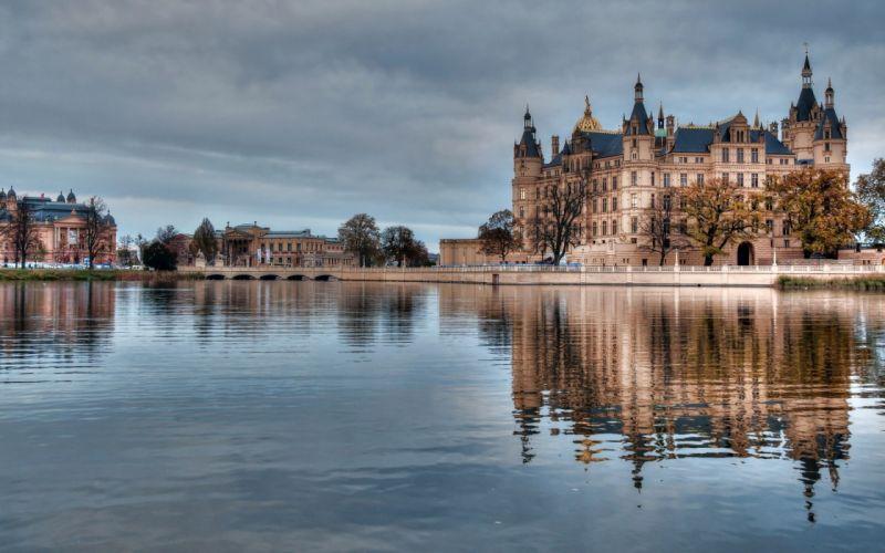 palacio alemania rio ciudads wallpaper