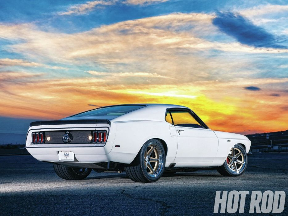 1964 1970 ford mustang cars modified wallpaper
