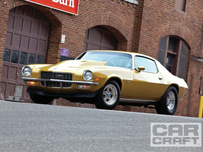 1970 Chevy Camaro cars modified wallpaper
