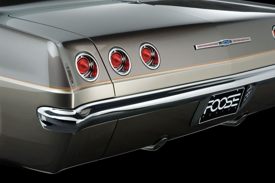 1965 Chevrolet Chevy Impala SS Coupe Hardtop Super Street Pro Touring Cruiser Low USA -04 wallpaper