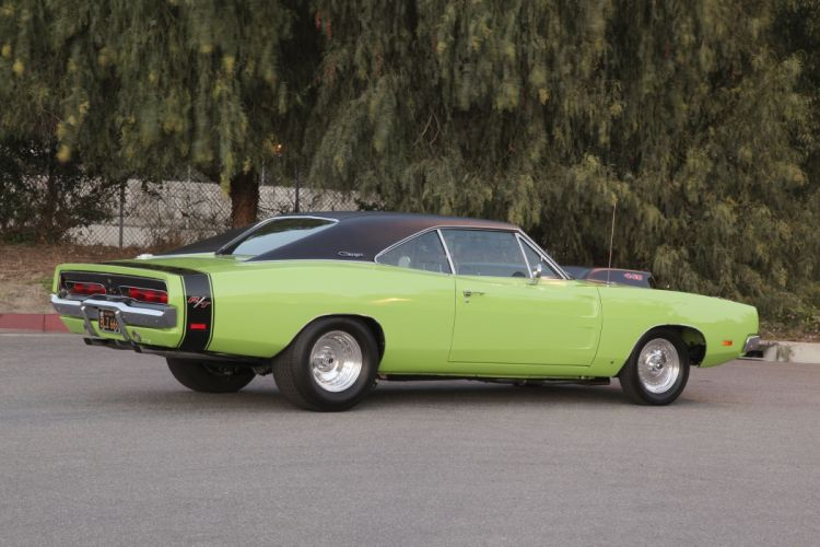 1969 Dodge Charger RT Super Street Drag Muscle USA -02 wallpaper