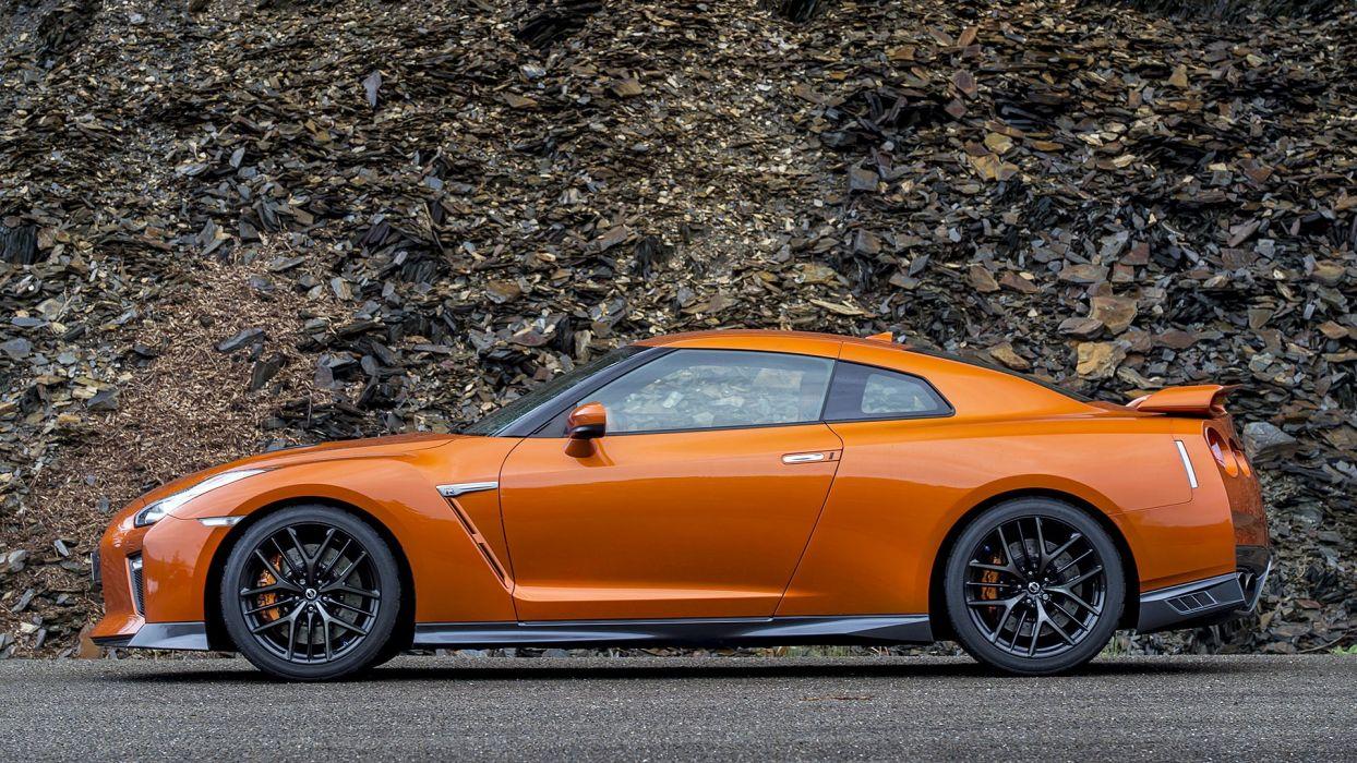 (R35) 2016 cars godzilla gt-r Nissan wallpaper