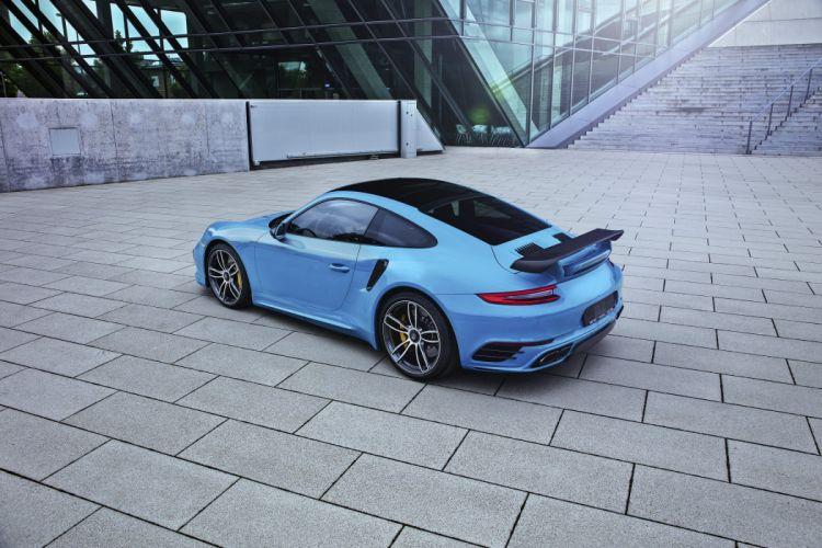 TechArt Porsche 911 Turbo S (991) cars modified 2016 wallpaper