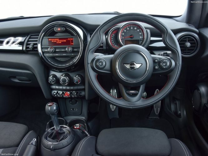 Mini John Cooper Works Challenge cars 2016 wallpaper