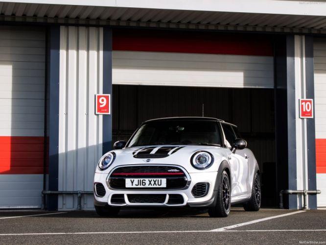 Mini John Cooper Works Challenge cars 2016 wallpaper