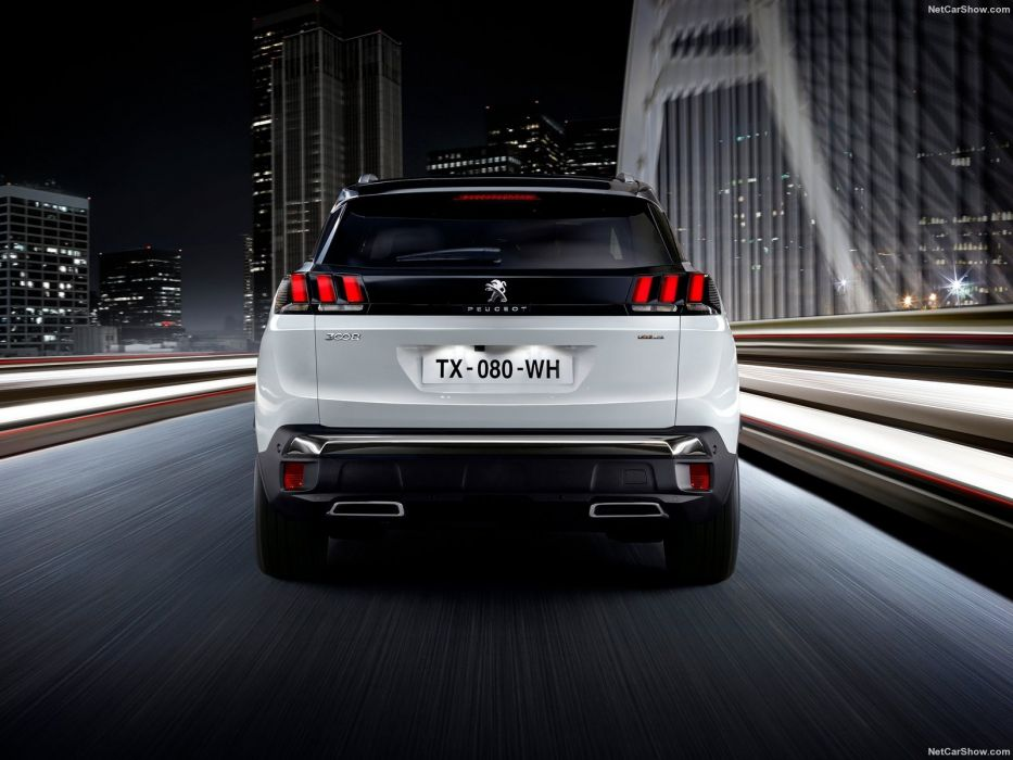 Peugeot 3008 GT line suv cars 2016 wallpaper