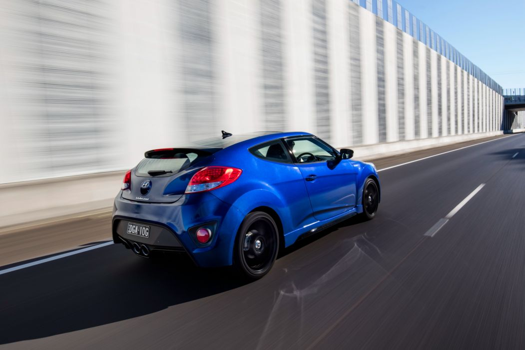 Hyundai Veloster Street urbo cars coupe 2016 wallpaper