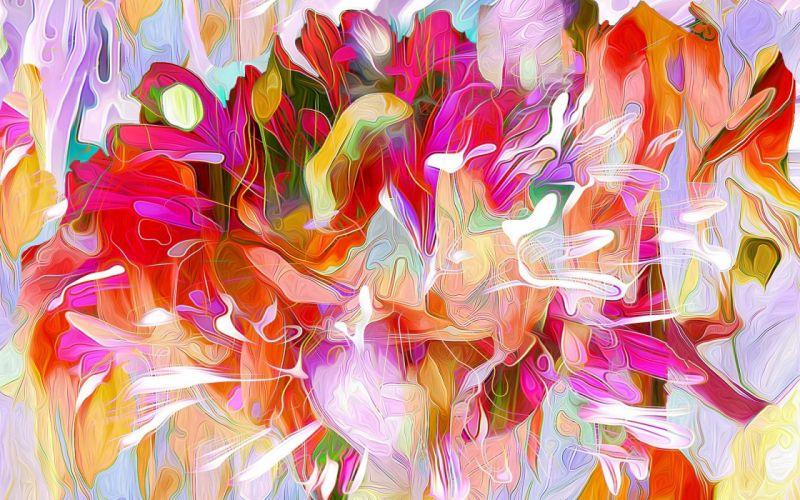 Color Rendering Background wallpaper