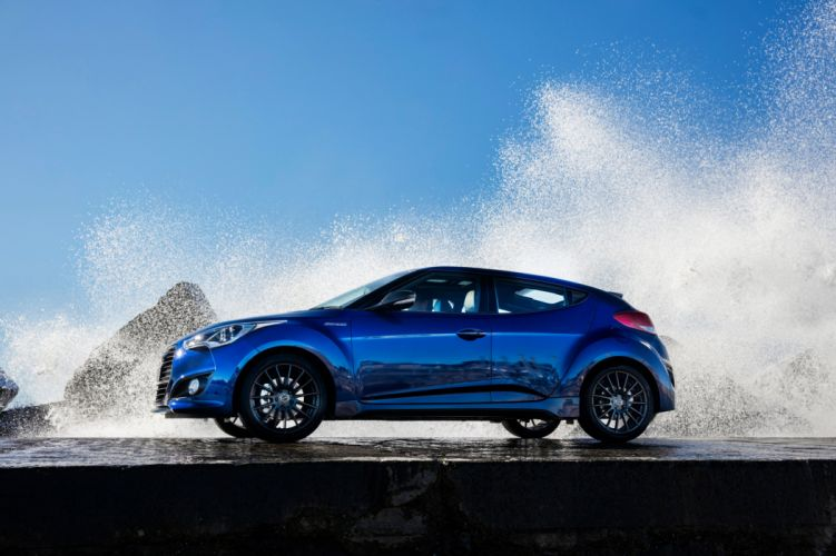 2016 Hyundai Veloster Street Turbo wallpaper