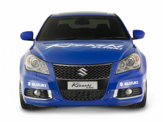2011 Suzuki Kizashi Turbo Concept race racing wallpaper