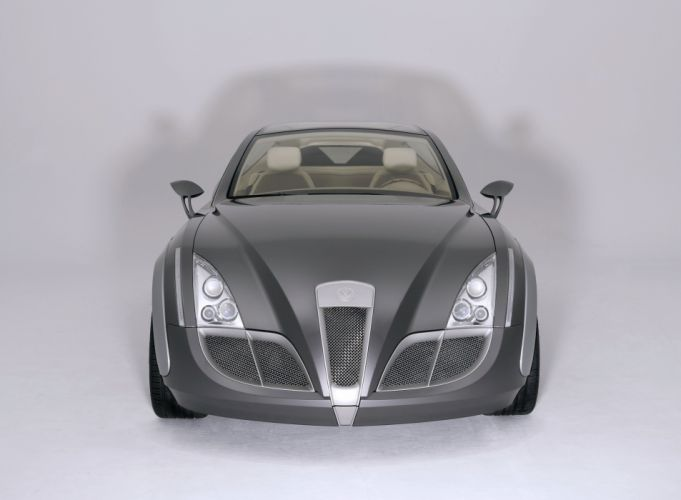 2006 Russo Baltique Impression supercar concept wallpaper
