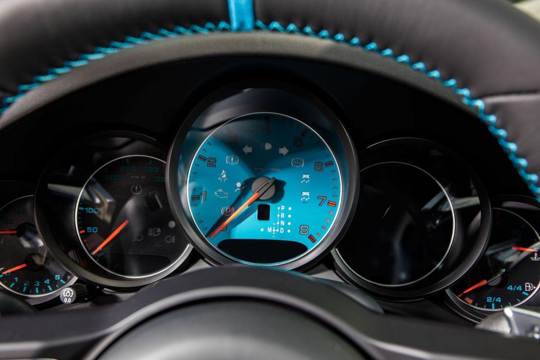 2016 TechArt Porsche 911 Turbo S 991 supercar tuning wallpaper