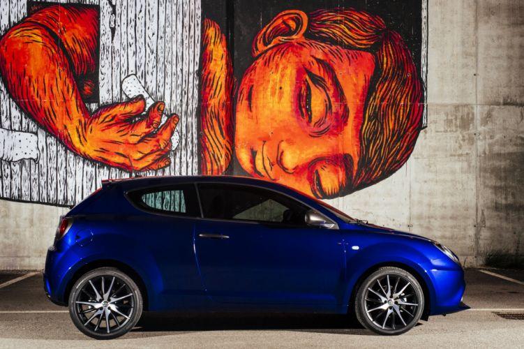 2016 Alfa Romeo Mito Veloce Pack 955 wallpaper