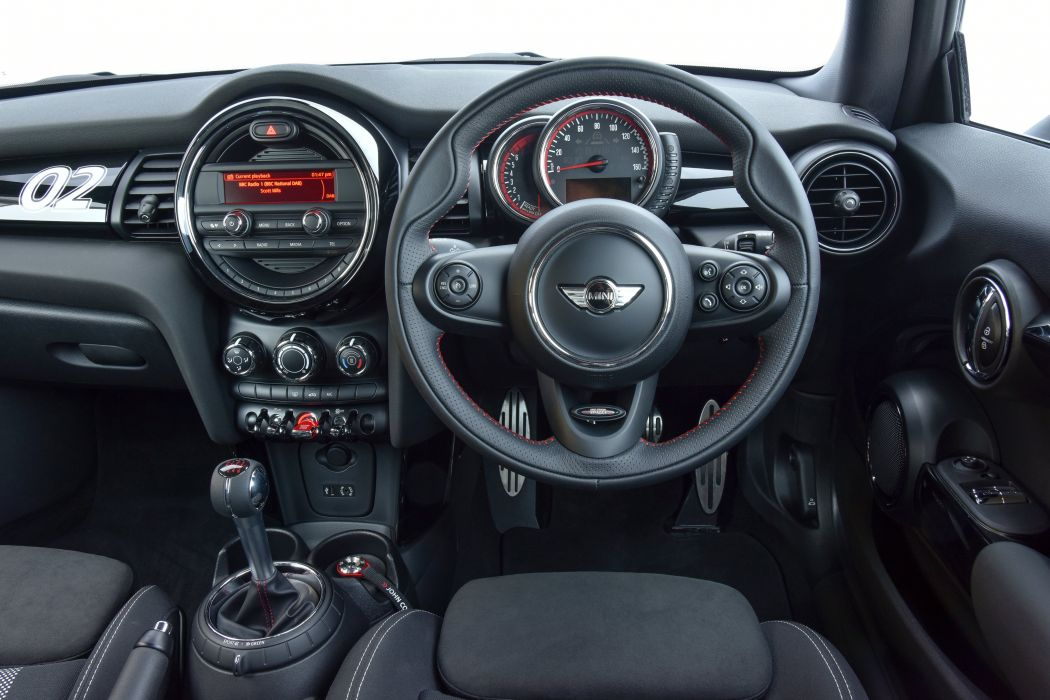 2016 MINI John Cooper Works Challenge F56 wallpaper