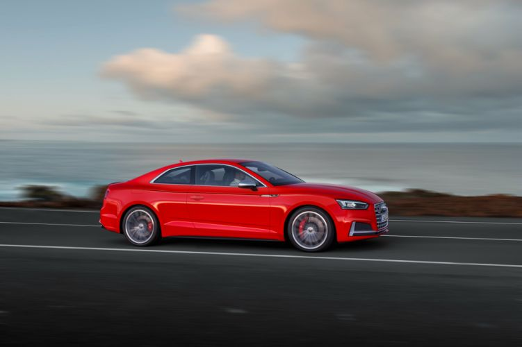 2016 Audi S5 Coupe s-5 wallpaper