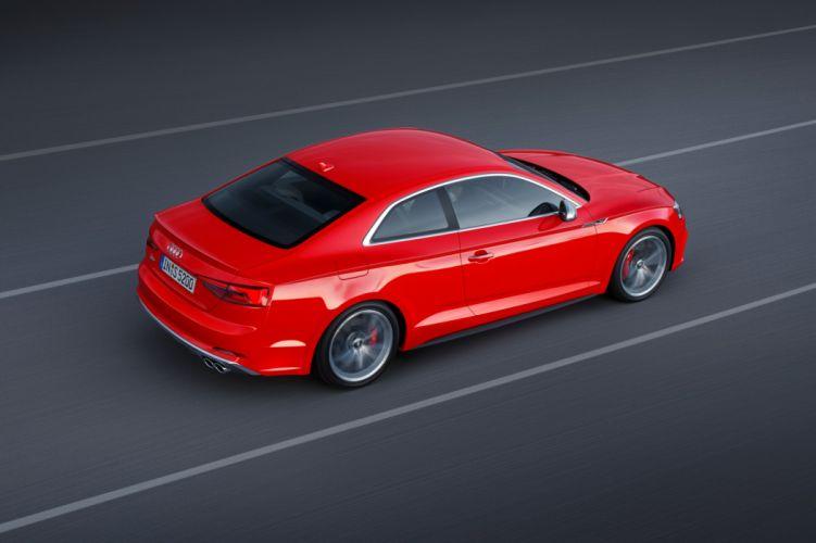 2016 Audi S5 Coupe s-5 wallpaper