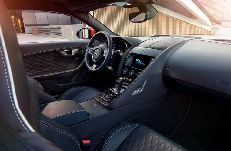 2016 Jaguar F-Type SVR Coupe US-spec wallpaper