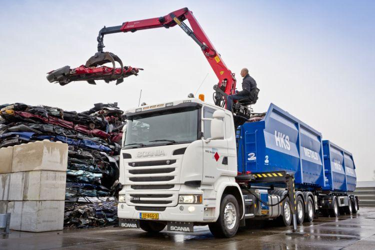2014 Scania R490 8A wallpaper