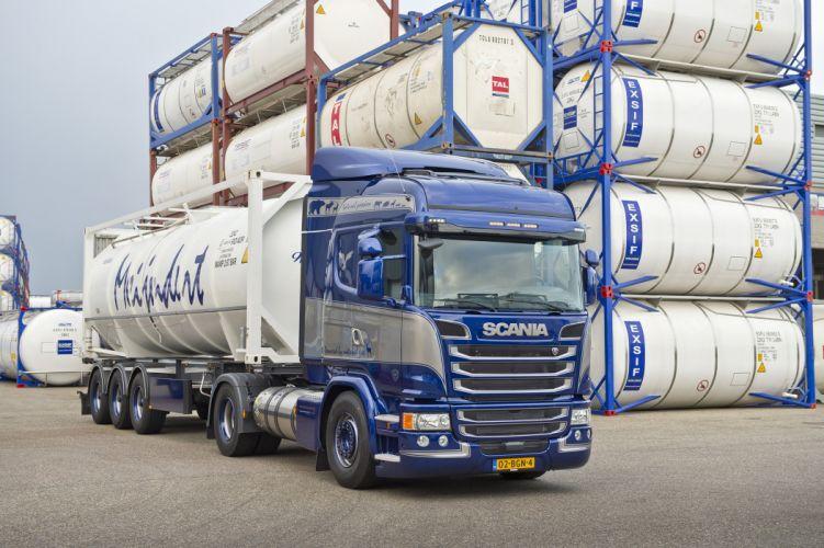 2016 Scania G340 LNG Streamline 4A wallpaper