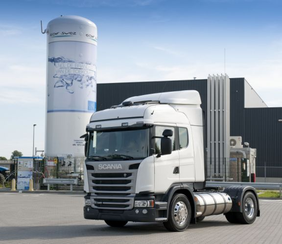 2016 Scania G340 LNG Streamline 4A wallpaper
