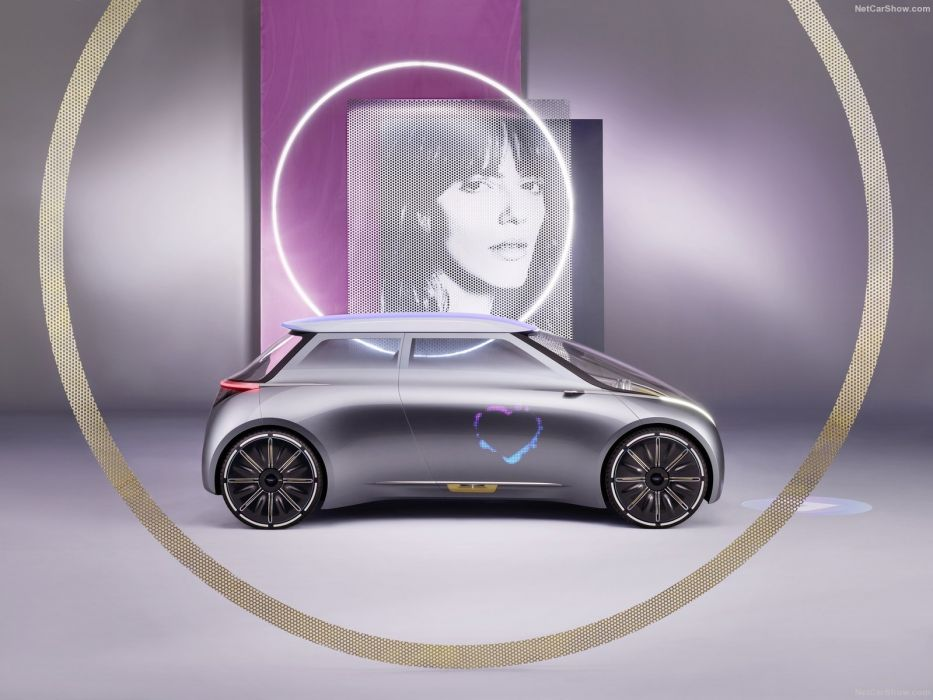 2016 mini Vision Next 100 Concept cars wallpaper