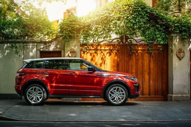 2016 Range Rover Evoque HSE Dynamic CN-spec suv luxury wallpaper
