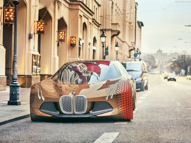 BMW Vision Next 100 Concept cars 2016 wallpaper