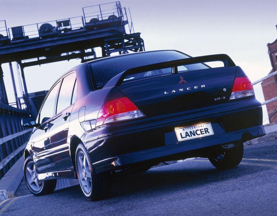 2002 Mitsubishi Lancer VR-X AU-spec wallpaper