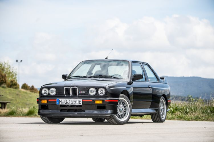 1989 BMW M-3 Sport Evolution E30 wallpaper